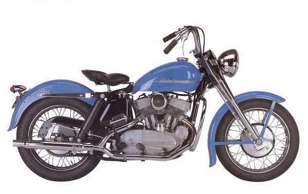 1952 Harley-Davidson K Model