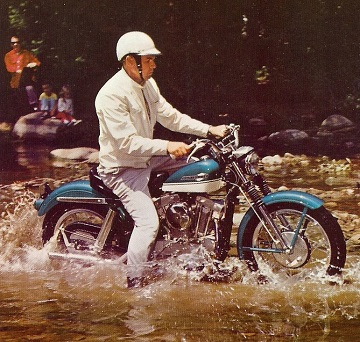 Early Sportster history