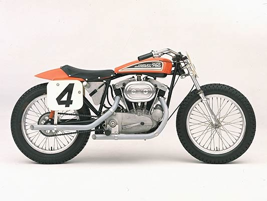 The Harley Davidson Xr 750: Harley XR750
