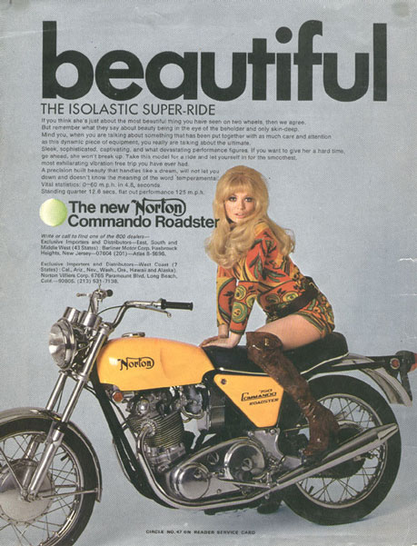 Norton Commando History