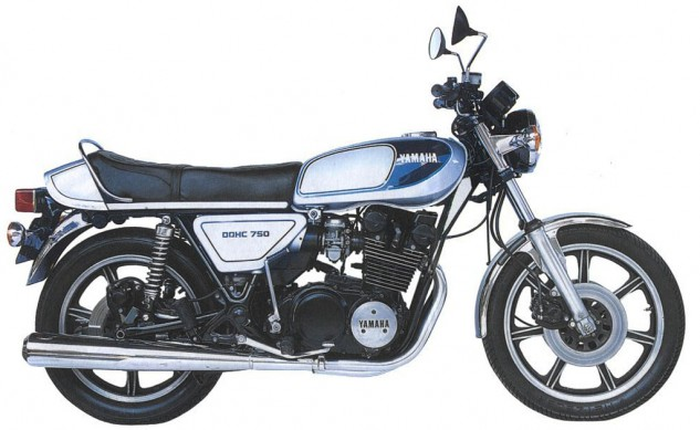 classic triple cylinder motorcycles