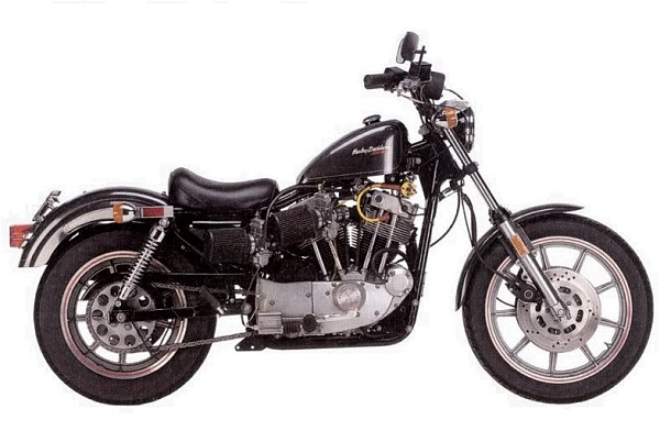 Dual Carb Sportster