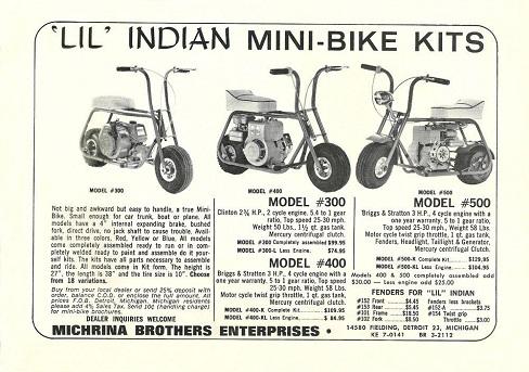 Classic Minibike Build