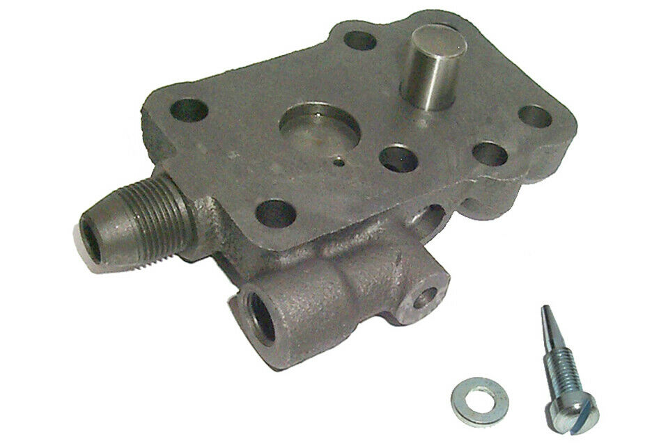 Replacement Scavenger Oil Pump Cover for Harley-Davidson 45 flathead