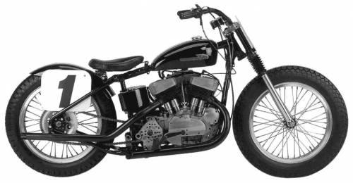 Harley-Davidson KR750
