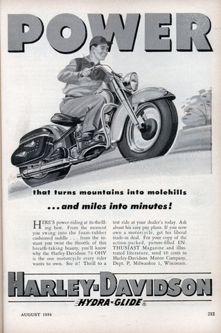 marketing of harley davidson essay Harley-davidson has been able to build a community of enthusiasts around its  brand that  that meant hitching a clearly defined marketing plan to the goal of.