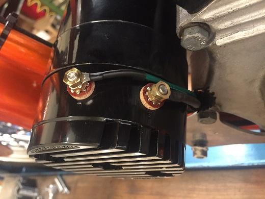 generator upgrade for Ironhead Sportster