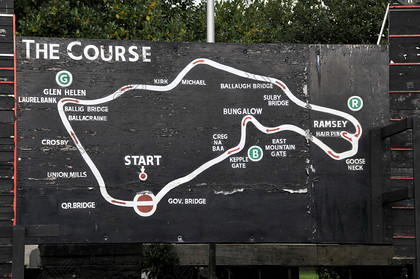 Isle Of Man race course