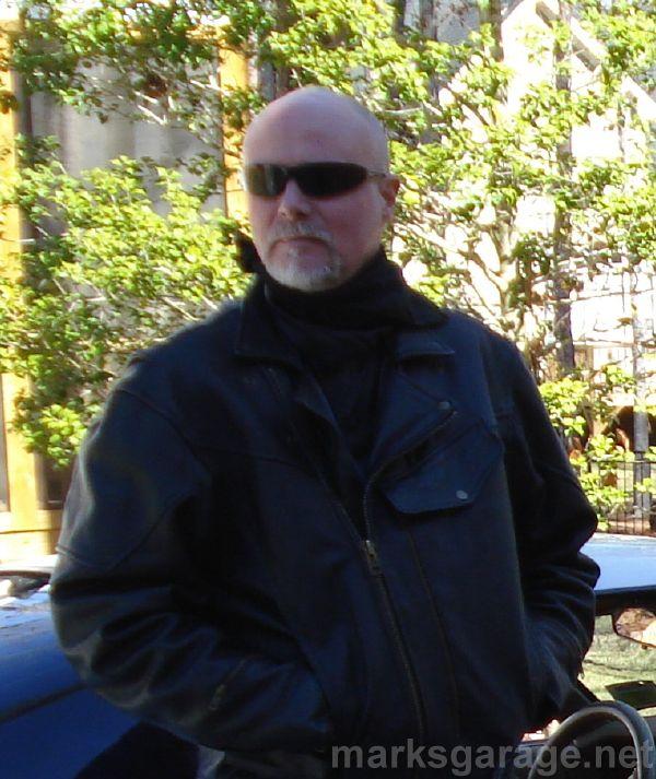 author Mark Trotta