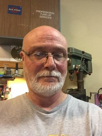 Mark Trotta classic motorcycle repair