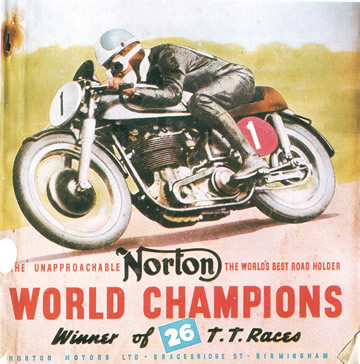 Norton Isle Of Man TT