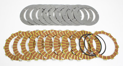 Ironhead Sportster clutch parts