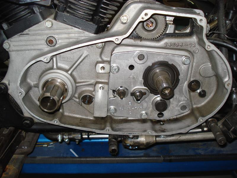 sportster left engine case jpg