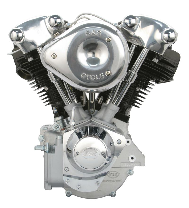Modern Knucklehead engine