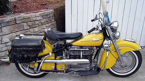 1942 Indian Four