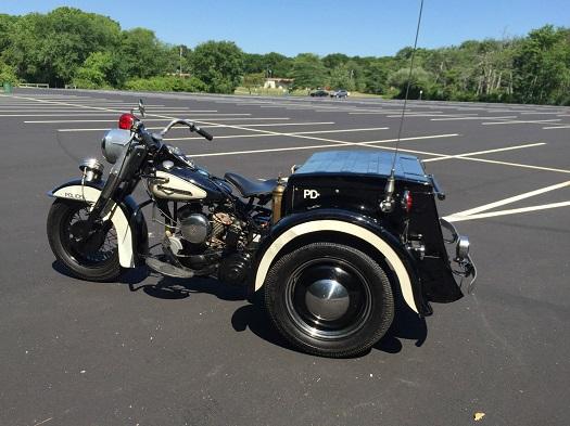 Harley Davidson Servi Car