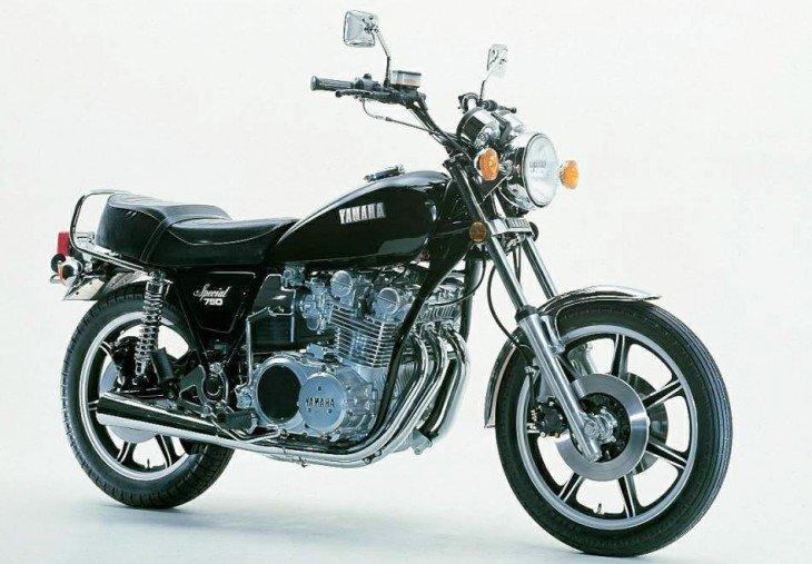 Yamaha XS triples