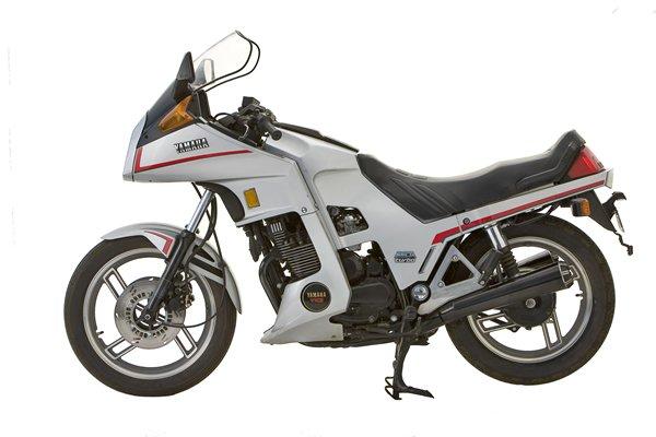 1982 Yamaha Seca Turbo