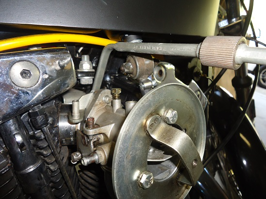 Bendix Carburetor for Harley