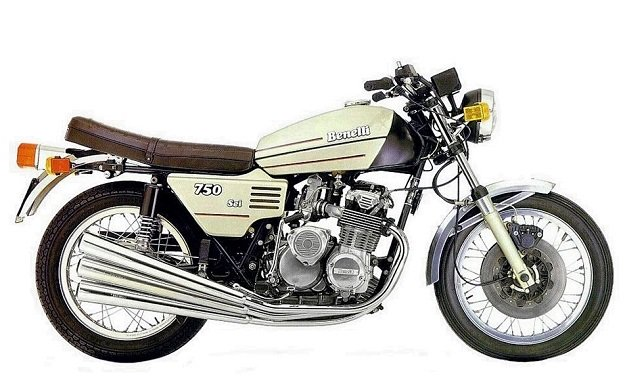 Six-Cylinder Motorcycles