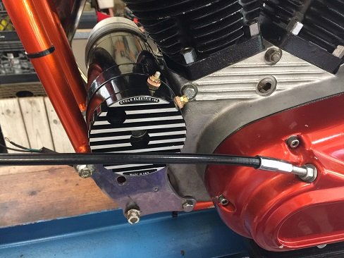 best replacement generator for Ironhead Sportster