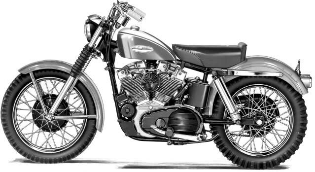 Early Sportster