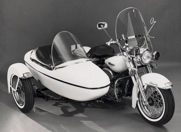 Harley-Davidson Shovelhead history