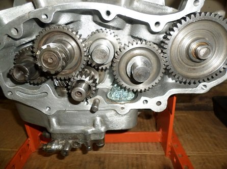 Harley-Davidson 45 flathead repair