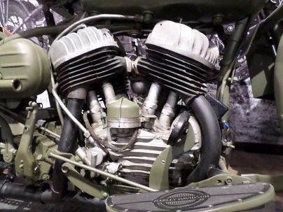 Harley 45 flathead
