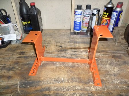 Harley 45 engine stand