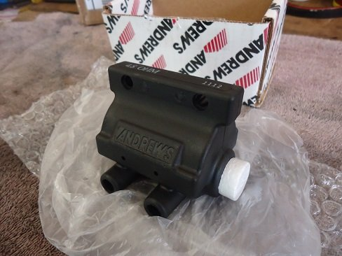Harley V-twin ignition coil