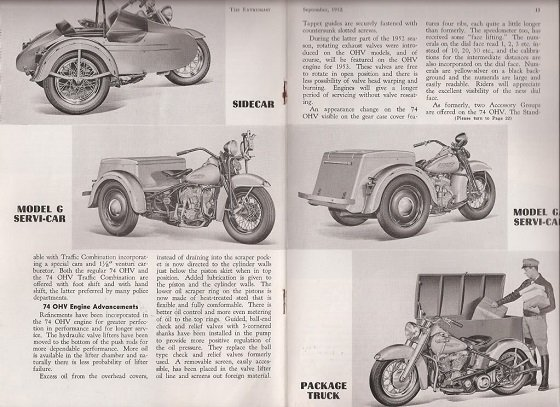 History of the Harley-Davidson Servi-car