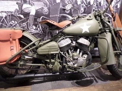 WLA Harley 45 flathead