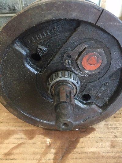 Ironhead flywheel rebuild