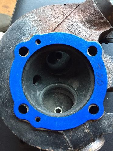 900cc vs 1000cc Ironhead Sportster cylinder