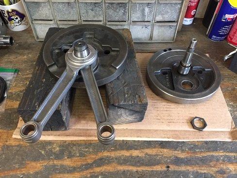 Ironhead Thrust Washer