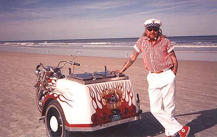 1971 Harley-Davidson Servi-car
