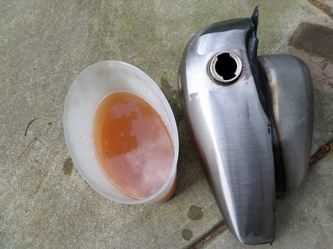 Harley-Davidson Servi-car Gas/Oil tanks