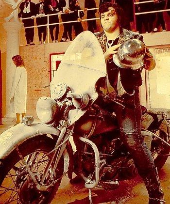 Rocky Horror Harley WLA