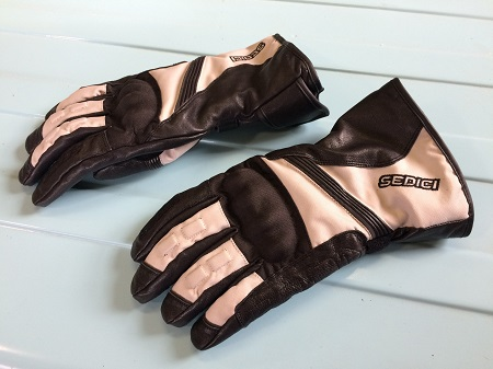 Sedici motorcycle riding gloves