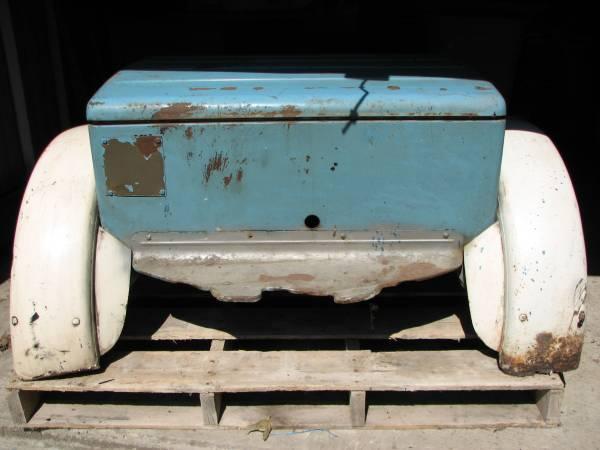 Servi-car box