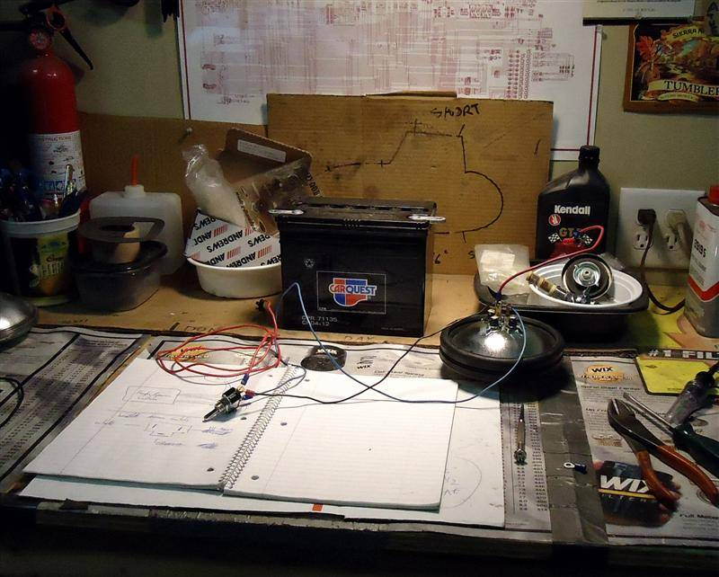 Electrical Wiring For Motorcycles on
