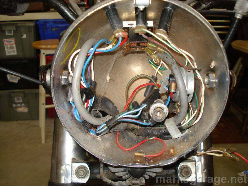 Electrical Wiring For MotorcyclesClassic Motorcycle Build