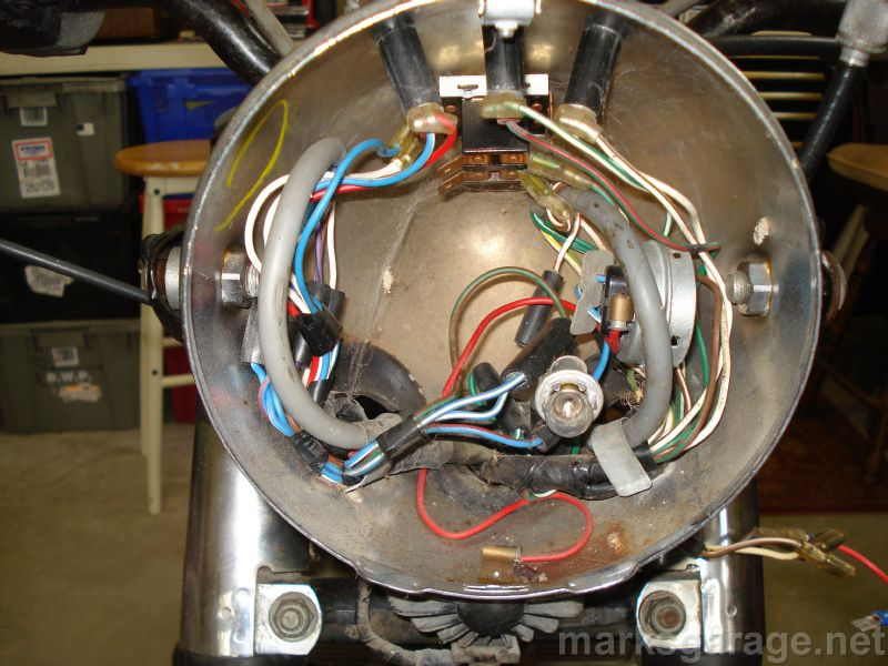 electrical wiring for motorcycles rh classic motorcycle build com rewiring a classic motorcycle Rewiring Map for Camping Trailers