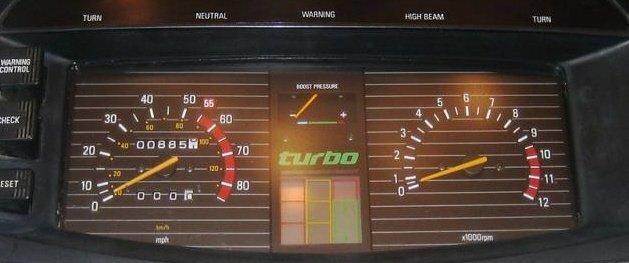 1982 Yamaha Seca-Turbo
