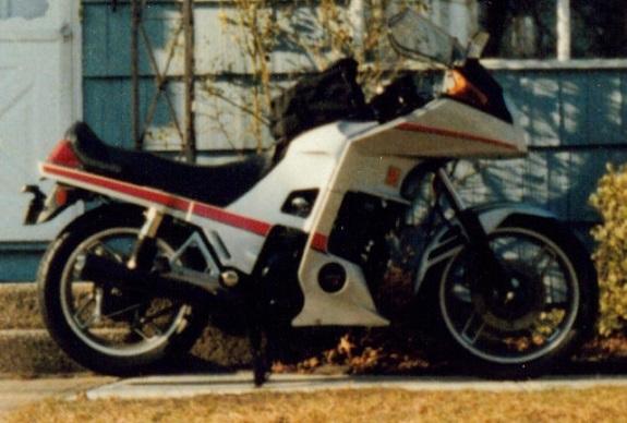 Yamaha Seca-Turbo history